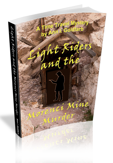 Morinci Mine Murder by Ann I. Goldfarb